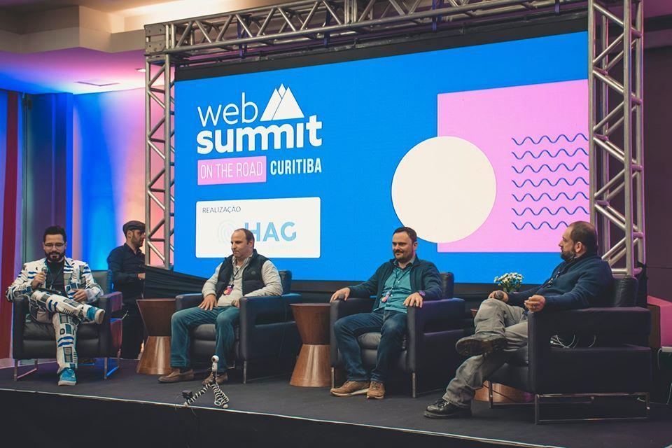 Web Summit on the Road - Curitiba