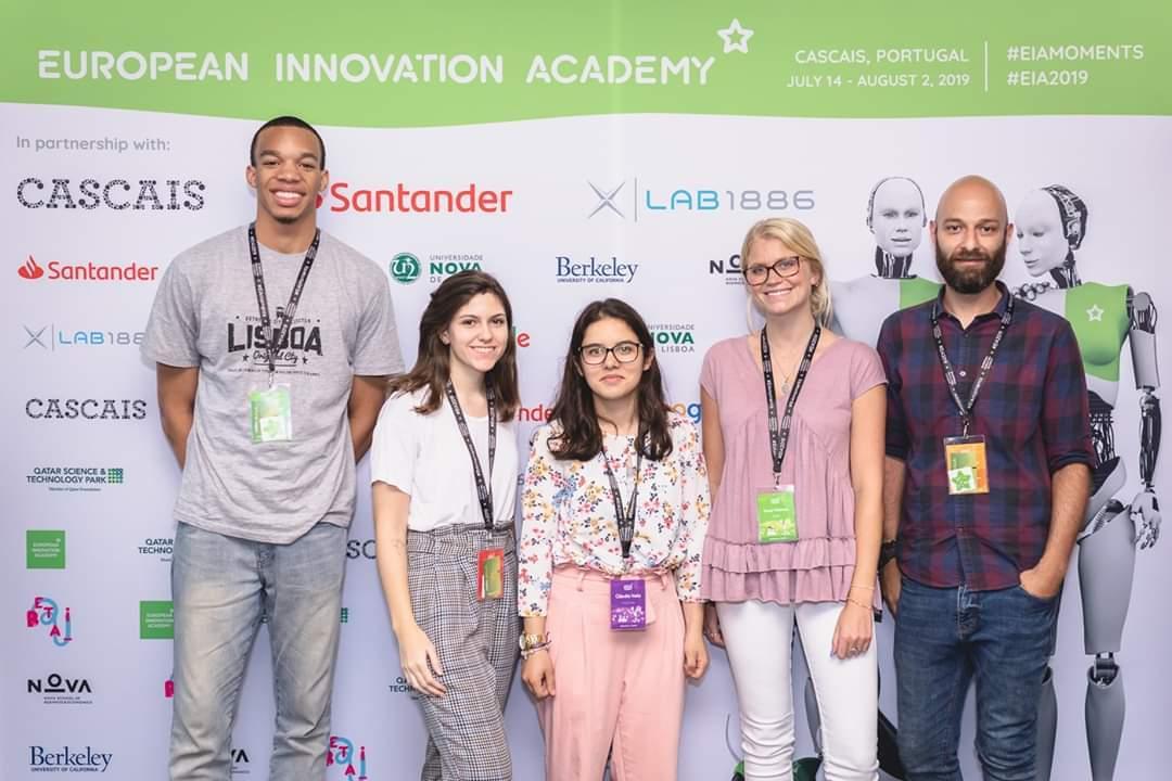 5 aprendizados no European Innovation Academy