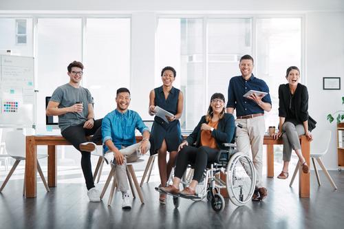 Como pensar diferente se você está inserido numa organização onde não tem diversidade?